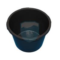Контейнер строительный круглый (30 литров)